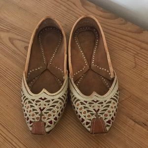 Authentic Indian shoes